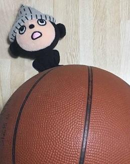 ぶんちゃんバスケ再さし